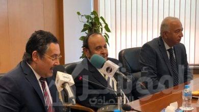 """صورة """" بنك التعمير والاسكان """"  يفتتح  مجمع معامل كلية الهندسة """" بجامعة النيل  """""""
