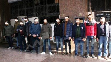 صورة الرقابة الإدارية تضبط تشكيل عصابي تلاعب بالنقد الأجنبي