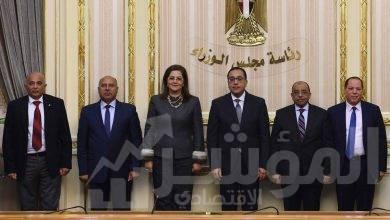 صورة رئيس الوزراء يشهد اتفاقية بين التنمية المحلية والنقل لتنفيذ أعمال رصف الطرق المحلية داخل 12 محافظة