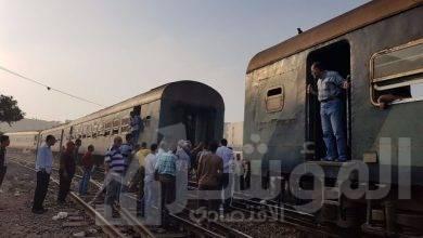 صورة وزير النقل يُؤكد أهمية تفعيل التعاون لإيقاف ظاهرة إعادة فتح المعابر العشوائية على خطوط السكة الحديد بعد إغلاقها