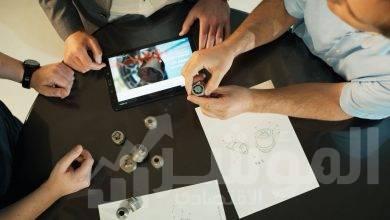 """صورة """" فورد """" تطور أقفال صواميل العجلات بالطباعة ثلاثية الأبعاد لحمايتها من اللصوص"""