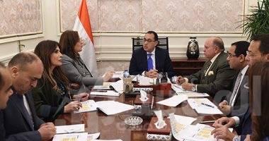"""صورة """" مدبولي """" يصدر قراراً بشأن اختيار مساعدي ومعاوني رئيس مجلس الوزراء والوزراء"""