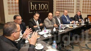 صورة لجنة تحكيم bt100 تتفق على عدة معايير علمية لقياس أداء واختيار الجوائز