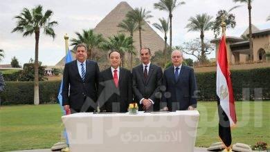 صورة شراكات دولية ومشروعات تعاون لتعزيز مكانة مصر وريادتها الدولية والافريقية