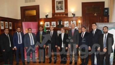 صورة بنك مصر يوقع مذكرة تفاهم مع المنطقة الصناعية لشرق بورسعيد لتقديم كافة المنتجات المصرفية