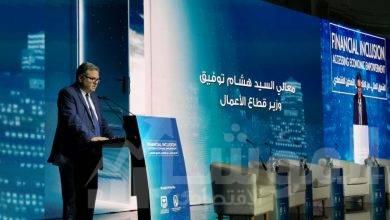 """صورة """"وزير قطاع الاعمال """": الخدمات المالية أحد أهم العوامل المطلوبة لتحقيق التنمية الاقتصادية"""