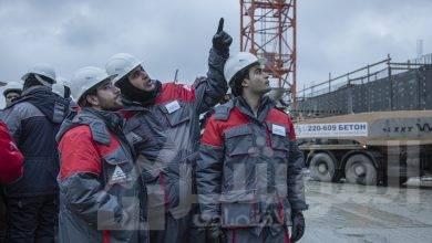 """صورة """"روساتوم"""" تنظم دورة تدريبية للمتخصصين المصريين حول بناء محطة الطاقة النووية 2 في كورسك"""