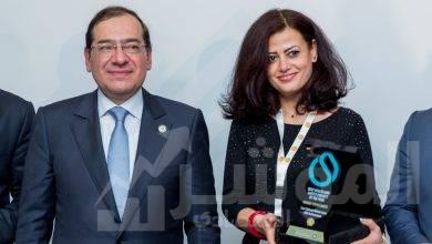 """صورة شل مصر تختتم فعاليات مؤتمر """"ايجيبس 2020"""" بالحصول على  جائزتينالتميزوالقيادةفي الصحة والسلامة والبيئة"""