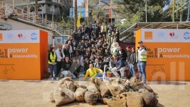 """صورة اورنچ مصر"""" تشارك في حملة متعددة الأهداف للحفاظ على النيل وإعادة تدوير المخلفات"""