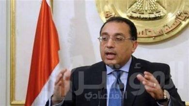 صورة رئيس الوزراء يتابع جهود توطين صناعة السكك الحديدية و المترو فى مصر