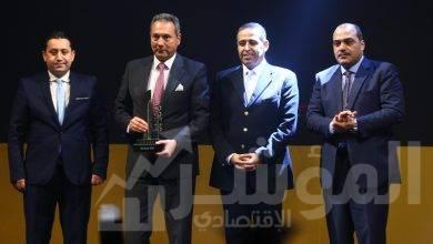 """صورة الإتربي: يتسلّم جائزة """"الشخصية الأكثر تأثيرا في الاقتصاد المصري خلال احتفالية """"BT 100"""" للعام الثالث على التوالي"""