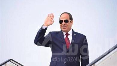 صورة السيسي يوجه التهنئة لمحمد المنفي بمناسبة اختياره رئيساً جديداً للمجلس الرئاسي الليبي