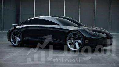 صورة هيونداي موتور تكشف عن تصميمها الجديد للسيارات الكهربائية (بروفيسي- EV )