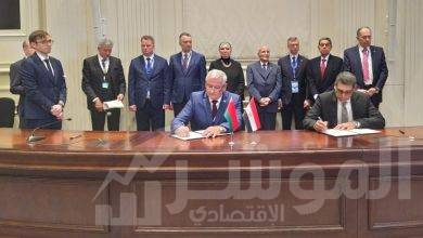 """صورة """"راية القابضة"""" توقع اتفاقية تعاون مشتركة مع شركة بيلاز البيلاروسيا المتخصصة في صناعة شاحنات التعدين ومعدات الطرق والبناء."""