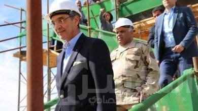 """صورة """" وزير الاتصالات """"يتفقد مدينة المعرفة بالعاصمة الإدارية الجديدة"""