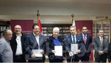 صورة بنك مصر يتفق على افتتاح مقراً له بنادي الزمالك