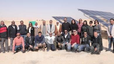 صورة شنايدر إلكتريك تنفذ مبادرة استخراج مياه الآبار عن طريق الطاقة الشمسية في قرية الحُطية بهدف خفض الانبعاثات الكربونية