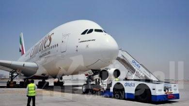 صورة •طيران الإمارات تواصل عمليات الشحن وتعلق مؤقتاً غالبية رحلات الركاب بحلول 25 مارس