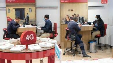 صورة فودافون مصر تتبنى إجراءات وقائية جديدة لضمان إستمرارية العمل بكفاءة