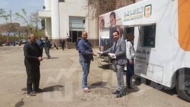 صورة البنك الأهلي المصري يوجه سيارات الصارف الآلي المتنقلة الخاصة به لأماكن تجمعات العملاء