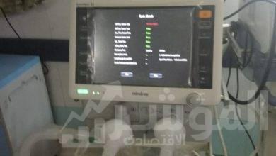 """صورة """" هايد بارك للتنمية"""" تدعم مستشفيات الحجر الصحي بـ ١٠ أجهزة تنفس اصطناعي"""