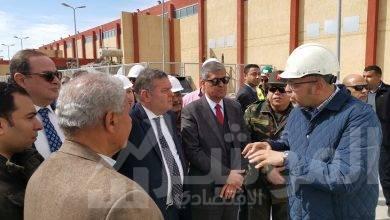 """صورة وزير قطاع الأعمال العام يشهد إطلاق الكهرباء والمياه في""""هليوبوليس الجديدة"""""""
