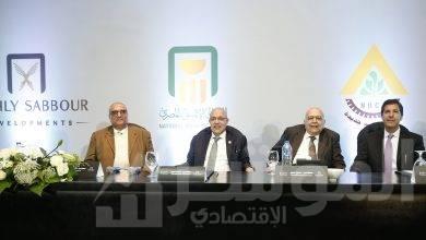 صورة شراكة بين البنك الاهلي المصري والأهلي صبور وهيئة المجتمعات العمرانية