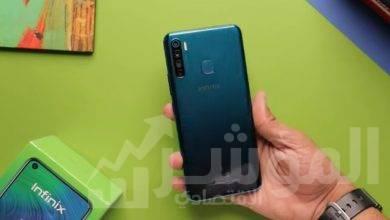 """صورة """" انفينكس """" تشعل المنافسة بإطلاق هاتف ذو كاميرا منبثقة في الفئة السعرية المتوسطة"""