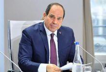 صورة رسائل هامة من الرئيس السيسى فى افتتاح مشروعات إسكان بديل المناطق غير الآمنة