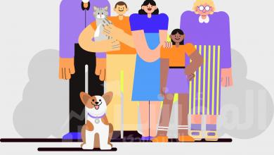 """صورة """"تيك توك"""" تطلق خاصية """"الترابط العائلي"""" لتمكين الآباء من مراقبة محتوى أبنائهم"""