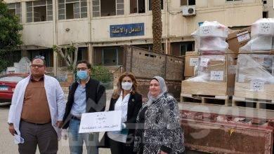 """صورة """" مؤسسة أهل مصر للتنمية """" تتكفل ب ٥ غرف عناية مركزة و ٣٠ جهاز للتنفس الاصطناعي بمستشفيات العزل والحجر الصحي"""