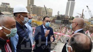 صورة مدبولي يتابع الموقف التنفيذي لمشروع الأبراج السكنية والإدارية..