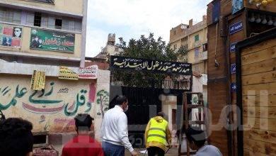 """صورة حملة موسعة للتعقيم والتطهير """"لمستقبل وطن بحدائق القبة"""" بمشاركة أمانة القاهرة"""