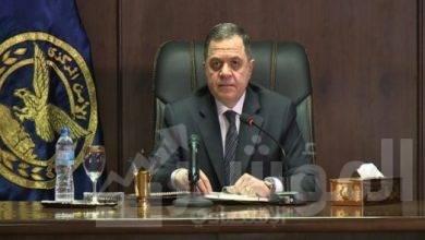 صورة وزير الداخلية يرسل برقية تهنئة إلى جبالى المراغى رئيس الإتحاد العام لنقابات عمال مصر بمناسبة عيد العمال