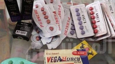صورة الرقابة الإدارية تشن حملات على أماكن بيع وتخزين المنتجات الغذائية ومُستلزمات الوقاية الطبية
