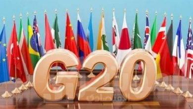 """صورة قادة عالميون يدعون مجموعة العشرين لإقامة مؤتمر للمانحين وفريق مهام لتنسيق الاستجابة العالمية لمرض """"كوفيد-19"""""""