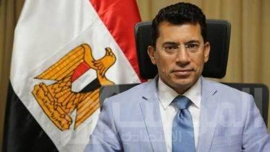 صورة وزير الرياضة يشهد اتفاقية تعاون بين الاتحاد المصرى للالعاب الالكترونية وشركة ايجى جيت