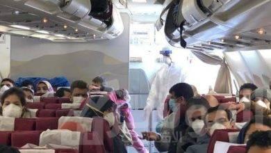 صورة وزراء الخارجية والسياحة والطيران والهجرة يستعرضون أمام السيسي جهود إعادة المصريين بالخارج