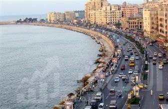 صورة مصدر أمني : رفع أية سيارة متواجدة بطرق الكورنيش بكافة المحافظات