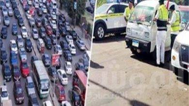 صورة وحدات المرور تبدأ فى تجديد رخص تسيير السيارات إعتباراً من الأحد 3مايو