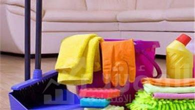 صورة خبراء5ÀSECيقدمون مجموعة من النصائح للتنظيف في المنزل