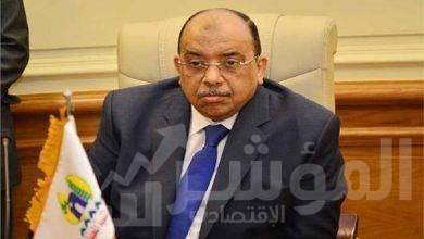 صورة اللواء محمود شعراوي : الدولة نجحت فى استرداد 4.2 مليون متر و14 ألف فدان من أراضيها