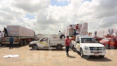 """صورة """" اورنچ مصر"""" تتعاون مع """"بنك الطعام المصري"""" لتوفير 50 ألف كرتونة مواد غذائية للأسر المتضررة من تداعيات أزمة فيروس كورونا"""