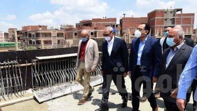 صورة رئيس الوزراء يتفقد عدداً من كباري مشروع رفع كفاءة طريق بنها المنصورة وأعمال إنشاء كوبري قلما العلوي