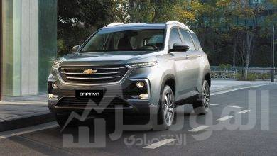 صورة السيارة شيفروليهكابتيفا الجديدة كلياً متوفرة الآن بتصميم عصري مبهر في مصر