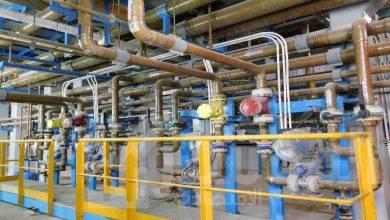 صورة قطاع الأعمال : شركة مصر لصناعة الكيماويات ترفع إنتاجها من المطهرات إلى 120 ألف طن سنويا