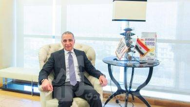 صورة السويدي اليكتريك توقع عقد لإنشاء الخط الهوائى خليج السويس لصالح الشركة المصرية لنقل الكهرباء
