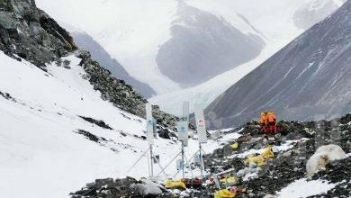 صورة شاينا موبايل وهواوي توفران تغطية الجيل الخامس على ارتفاع 6500 متر في قمة جبل إيفرست