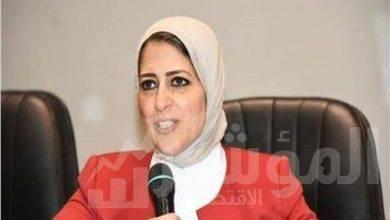 صورة وزيرة الصحة: 291 مصاب و11 وفاة من الأطقم الطبية بمستشفيات الحميات والصدر والعزل