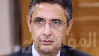 صورة وزير الاتصالات يكلف شريف فاروق القيام بأعمال رئيس البريد